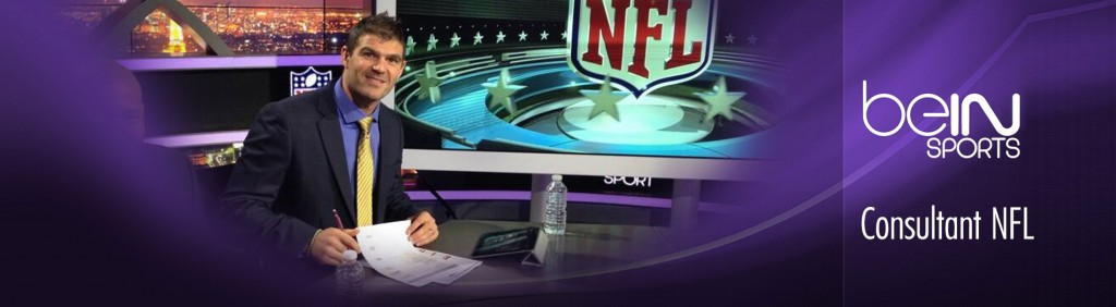 Philippe GARDENT - Consultant NFL - beIN SPORTS