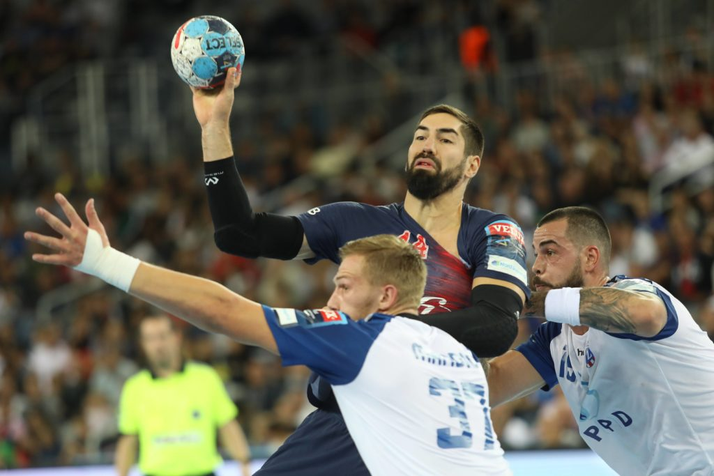 Handball Zagreb Vs Paris St Germain Velux Ehf Ligue Des Champions 3eme Journee 29 09 2018