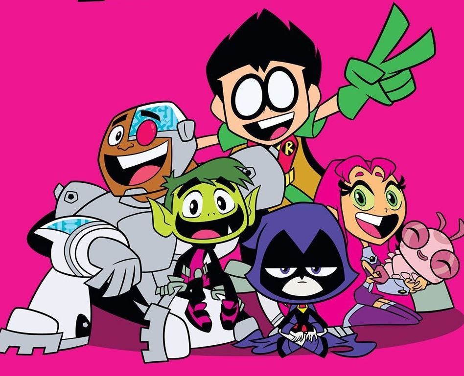 Cartoon Network Games Teen Titans